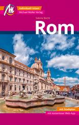 MM-City Rom Reiseführer, m. 1 Karte