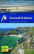 Cornwall & Devon, m. 1 Karte