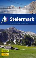 Steiermark Reiseführer, m. Karte