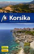Korsika Reiseführer, m. Karte