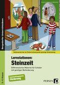 Lernstationen: Steinzeit