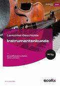 Lernzirkel Musik: Instrumentenkunde, m. Audio-CD