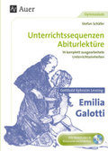 Gotthold Ephraim Lessing Emilia Galotti, m. CD-ROM