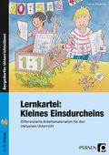 Lernkartei: Kleines Einsdurcheins, m. CD-ROM