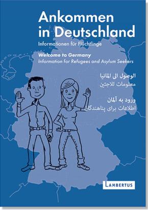 Ankommen in Deutschland / Welcome to Germany