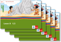 Mein Indianerheft: Lesen B, 1./2. Klasse (5 Exemplare)