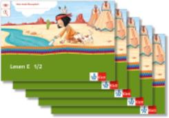 Mein Indianerheft: Lesen E, 1./2. Klasse (5 Exemplare)