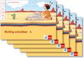 Mein Indianerheft: Mein Anoki-Übungsheft - Richtig schreiben Klasse 4 (5 Exemplare)