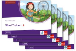 Mein Indianerheft: Mein Anoki-Übungsheft - Word Trainer Klasse 4 (5 Exemplare)