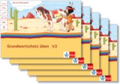 Mein Indianerheft: Mein Anoki-Übungsheft - Grundwortschatz üben 1/2 (5 Exemplare)
