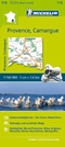 Michelin Karte Provence - Camargue