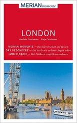 MERIAN momente Reiseführer London