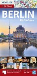 Go Vista City Guide Spezial: Reiseführer Berlin, m. 1 Karte