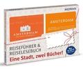 MERIAN Amsterdam: eine Stadt, zwei Bücher