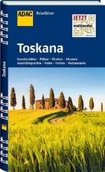 ADAC Reiseführer Toskana