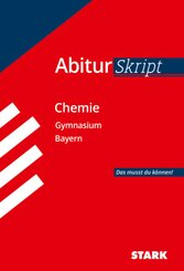 Abiturskript Chemie, Gymnasium Bayern