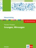 Klausurtraining: Theodor Fontane 'Irrungen, Wirrungen'