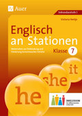 Englisch an Stationen 7 Inklusion, m. Audio-CD