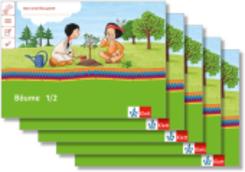 Mein Indianerheft: Mein Anoki-Übungsheft - Bäume 1/2 (5 Exemplare)