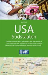 DuMont Reise-Handbuch Reiseführer USA, Südstaaten