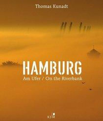 HAMBURG. Am Ufer / On the Riverbank