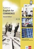 Flash on English for Commerce, Student's Book with downloadable MP3 Audio Files
