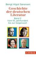 Geschichte der deutschen Literatur - Bd.2