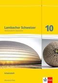 Lambacher-Schweizer, Ausgabe Rheinland-Pfalz 2012: 10. Schuljahr, Arbeitsheft