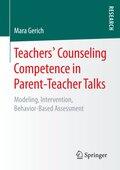 Teachers' Counseling Competence in Parent-Teacher Talks