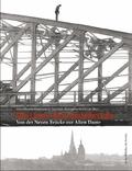Die Linzer Eisenbahnbrücke, m. 3 Karte