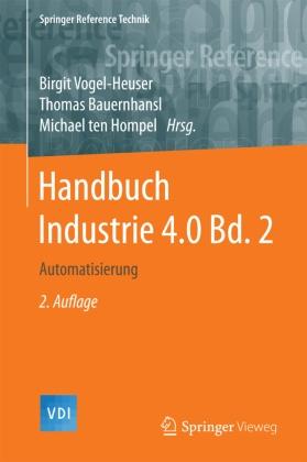 Handbuch Industrie 4.0 - Bd.2