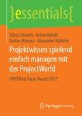 Projektwissen spielend einfach managen mit der ProjectWorld
