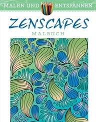 Malen und entspannen: Zenscapes