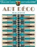 Malen und entspannen: Art Deco