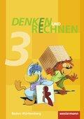 Denken und Rechnen, Ausgabe 2016 für Baden-Württemberg: 3. Schuljahr, Schülerband