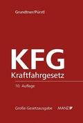 KFG Kraftfahrgesetz (f. Österreich)