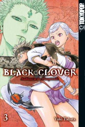 Black Clover - Audienz in der Hauptstadt
