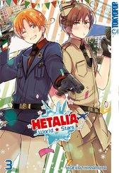 Hetalia - World Stars - Bd.3