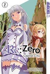 Re:Zero - Capital City - Bd.2