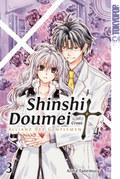Shinshi Doumei Cross, Sammelband - Bd.3
