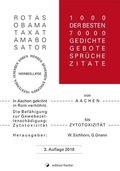 1000 der besten 70000 Gedichte, Gebote, Sprüche, Zitate von Aachen bis Zytotoxizität
