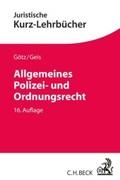Allgemeines Polizei- und Ordnungsrecht