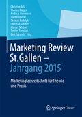 Marketing Review St. Gallen - Jahrgang 2015