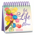 Let life flow, Aufstellbuch