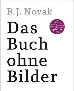 Das Buch ohne Bilder, m. Audio-CD