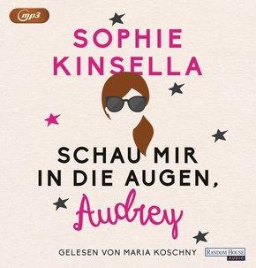 Schau mir in die Augen, Audrey, 1 MP3-CD