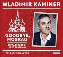 Goodbye, Moskau, 2 Audio-CDs