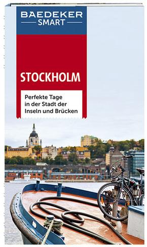 Baedeker SMART Reiseführer Stockholm