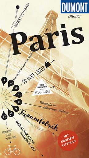 DuMont direkt Reiseführer Paris