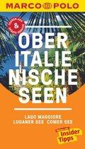 MARCO POLO Reiseführer Oberitalienische Seen, Lago Maggiore, Luganer See, Comer See